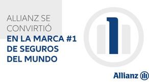 Allianz es la aseguradora número 1 en el ranking Best Global Brands 2019 de Interbrand