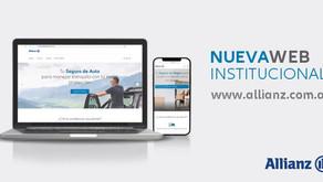 Allianz Argentina lanza su nuevo sitio web