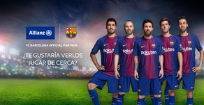 "Allianz Argentina presenta ""Allianz Explorer Days 2018 con FC Barcelona"""
