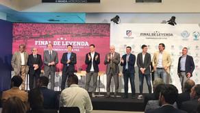 """El Estadio Vicente Calderón se despide con una """"Final de Leyenda"""" a favor de Scholas Occurrentes"""