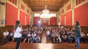 """Scholas inicia su programa """"Ciudadanía"""" en Tarragona centrado en la Discriminación, el Bullying y la"""