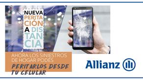 Allianz Argentina presenta su nueva herramienta de peritación digital