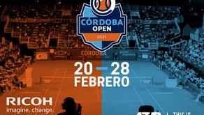 Ricoh Argentina, sponsor Oficial del Córdoba Open 2021