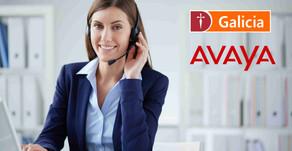 Banco Galicia implementó soluciones avanzadas de comunicaciones de Avaya