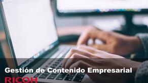 Ricoh propone cinco beneficios de gestionar el contenido empresarial