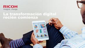 La transformación digital recién comienza