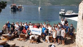 Allianz finaliza un nuevo ciclo de viajes de incentivos con sus socios estratégicos