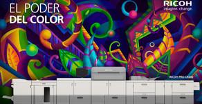 RICOH presenta nuevas soluciones de producción diseñadas para ofrecer sorprendentes resultados