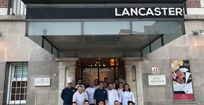 El chef español Txema Rémola capacitó al equipo de cocina de NH Argentina sobre innovación