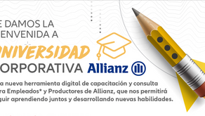 Llega la Universidad Corporativa Allianz, una plataforma de formación virtual en seguros