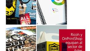 Ricoh se asocia con OnPrintShop para ayudar a empresas de impresión a automatizar y aumentar ventas