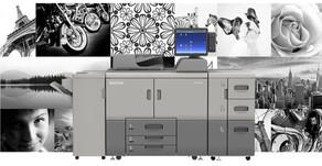 Ricoh presenta la nueva serie Pro 8300 que ofrece producción en gran escala y menor espacio