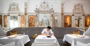 El restaurante The White Room es galardonado con su primera estrella Michelin