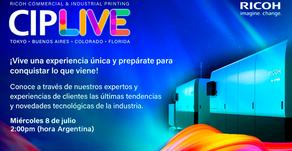 Ricoh presenta CIP Live dirigido a las artes gráficas