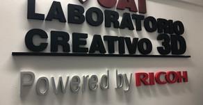 RICOH inauguró el primer laboratorio creativo 3D de la Argentina