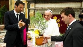 Scholas y el Barça juntos por la paz