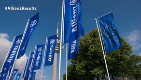 Grupo Allianz logró un beneficio operativo de 2.600 millones de Euros en el 2º trimestre de 2020