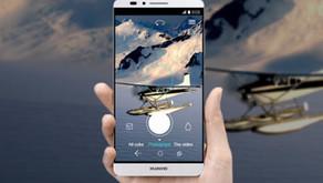 El esperado Huawei Mate7 llegó para revolucionar el mercado
