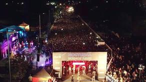8000 personas disfrutaron de la carrera Nocturna Buenos Aires junto a Allianz