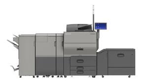 Nuevas prensas de producción de Ricoh con flexibilidad de soportes y alta calidad de imagen