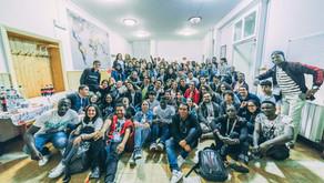 Estudiantes españoles participan en el III Encuentro Internacional de Jóvenes de Scholas Occurrentes