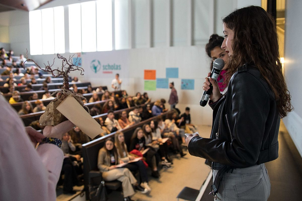 Con un centenar de experiencias alrededor del mundo, en España Scholas Ciudadania se ha celebrado también en Barcelona, Madrid, Tarragona, Valencia y Vigo.
