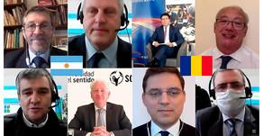 Universidades públicas de Rumanía y Argentina se unen a una educación con Sentido