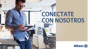 Allianz suma nuevas funcionalidades a su aplicación Mobile PAS