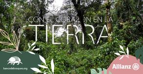 """Allianz Argentina presenta su nueva iniciativa medioambiental """"Con el corazón en la Tierra"""""""