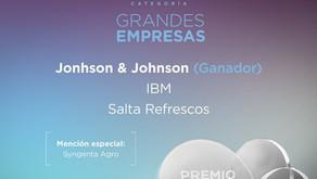 Johnson & Johnson fue reconocida por Fundación FLOR por su trabajo en el campo de la diversidad