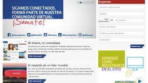 Allianz avanza hacia la digitalización del 100% de sus pólizas