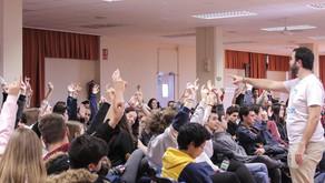 #NdP Scholas Barcelona: jóvenes contra la desigualdad de género y el machismo