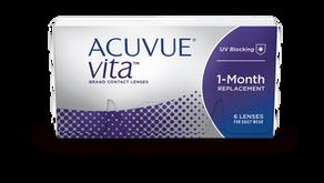 Johnson & Johnson Vision Care presenta los nuevos lentes de contacto blandos de reemplazo mensual