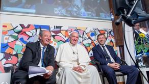 El Papa Francisco recibe a alumnos de Madrid y Tarragona que le presentarán las propuestas resultant