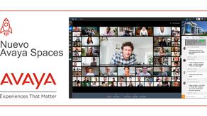 Nuevo Avaya Spaces con capacidades de Comunicaciones Unificadas evolucionadas