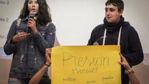 Jóvenes valencianos dicen no a la presión social y los estereotipos