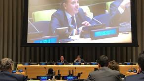Reconocido el liderazgo de Scholas Occurrentes en la ONU
