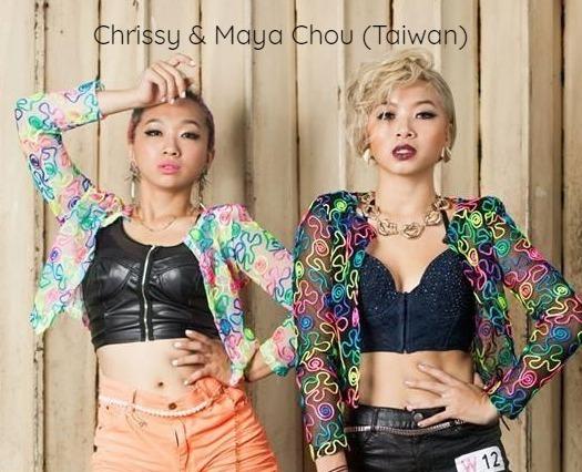 Chrissy & Maya Chou