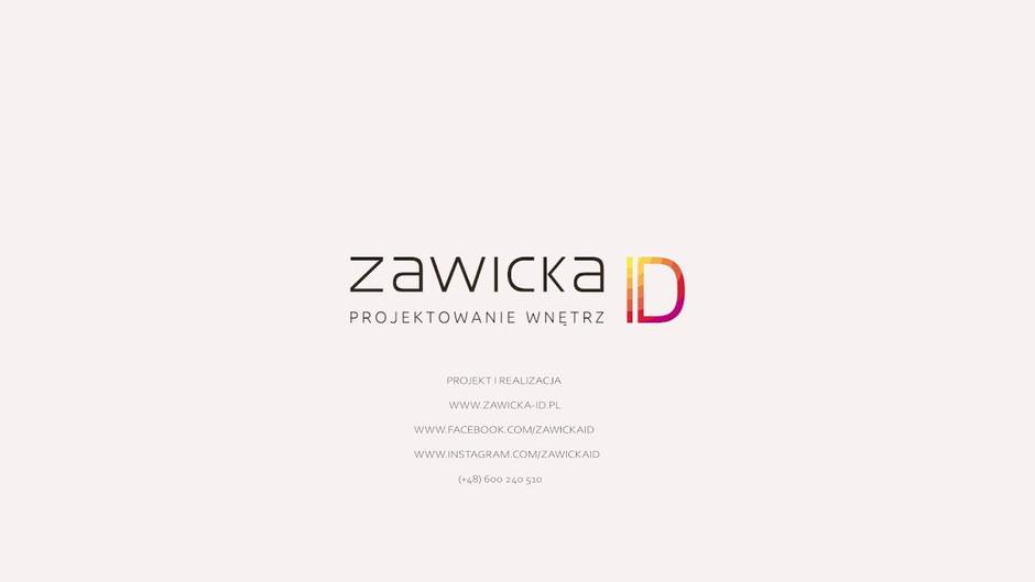 Reklama usługi biuro projektowania wnętrz