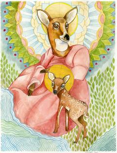 Madonna Deer
