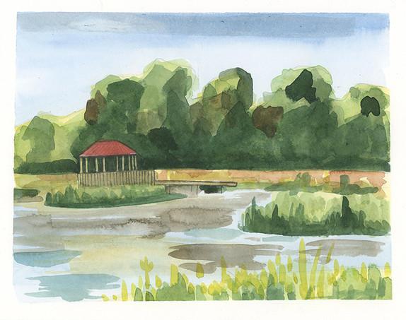 Gene Stratton-Porter Wetlands