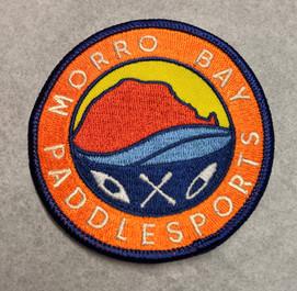 Morro Bay Paddlesports Patch