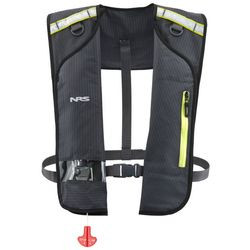 NRS inflatable life vest