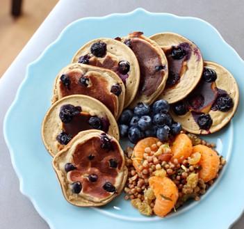 My Favorite Protein Pancakes