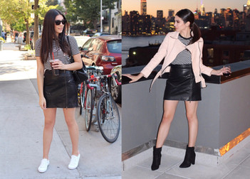 How to Take an Outfit from Day to Night