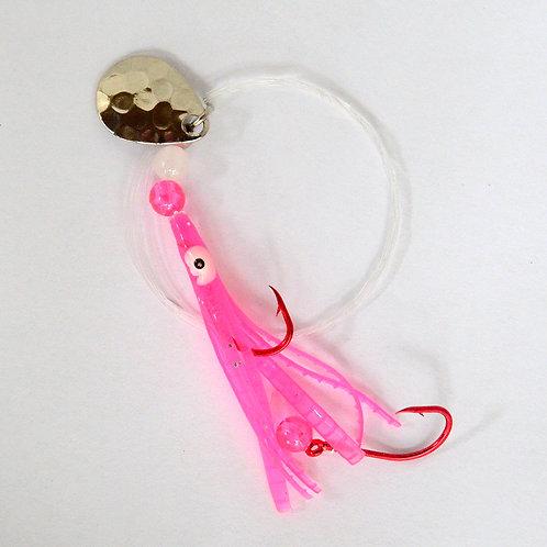Pink Lady Glitter UV Glow