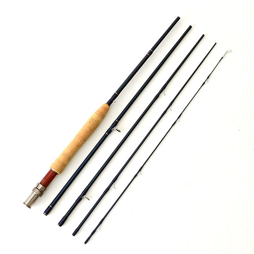 "7'6"" 3/4 wt Graphite Fly Rod 5pc"