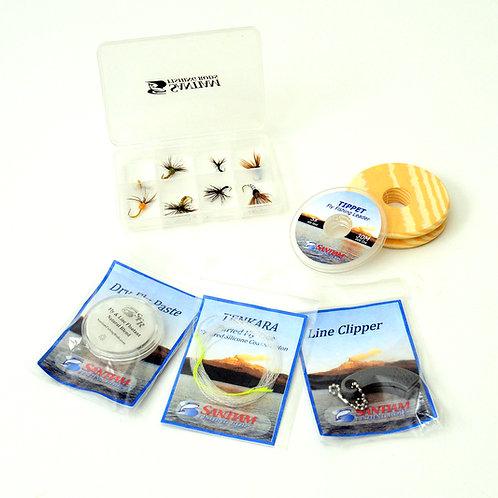 Tenkara 8 Fly Accessory Bundle