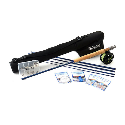 "9'0"" 5/6wt Fly Rod Outfit 5pc"