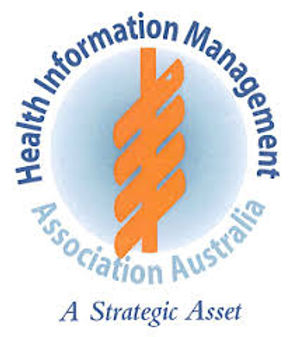 Health Information Management Association of Australia Logo